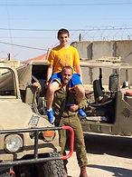 Sam on soldier's shoulders.jpg
