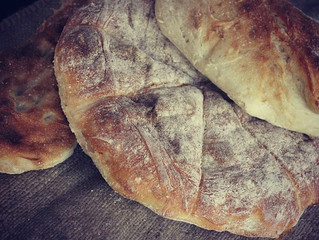 Ruth's Potato Bread