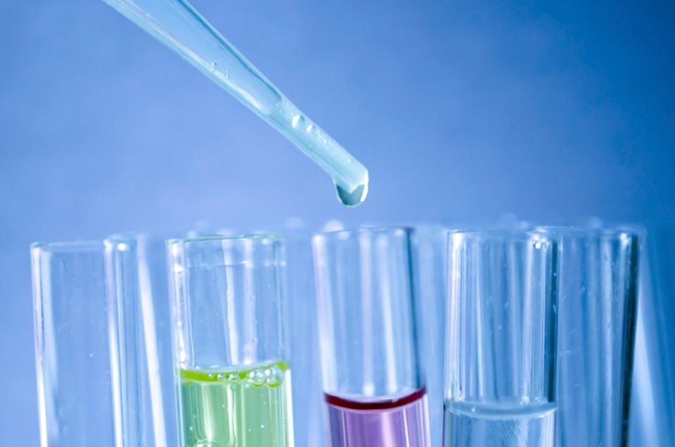 Developing vaccine in laboratory