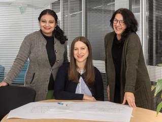 celebrating staff achievements on International Women in Engineering Day