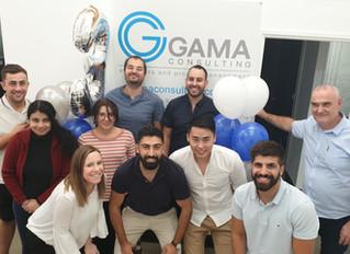 gama has reason to celebrate