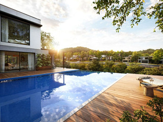 Making the most of building on sloping land