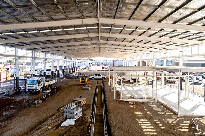 Isuzu Warehouse
