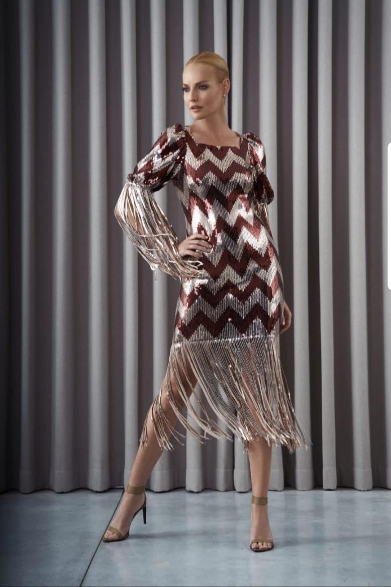 גלית גוטמן לובשת ריקי דלאל