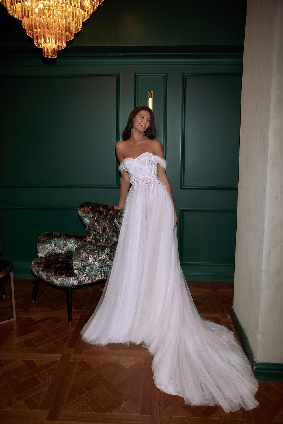 שמלת כלה NEVADA