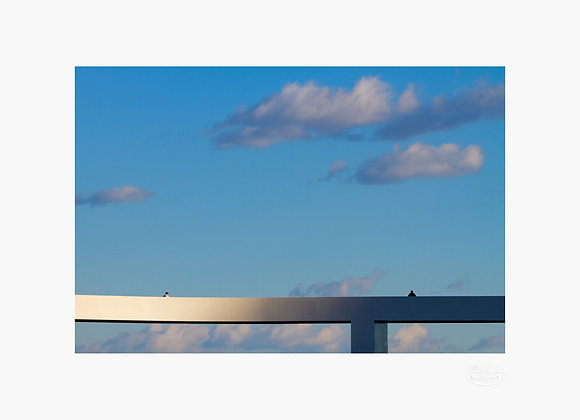 PEDESTRIAN BRIDGE COVILHA