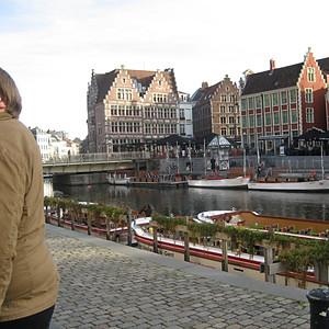Bezoek Gent