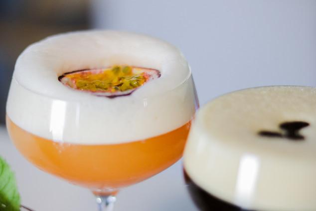 Cocktails at Caster's