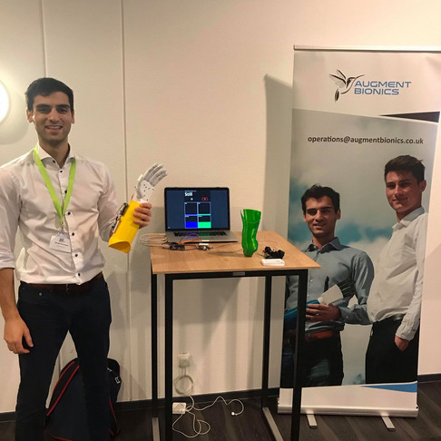 Augment Bionics at The 3D Printing Medical Conference
