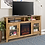 Thumbnail: Letti TV table with fireplace