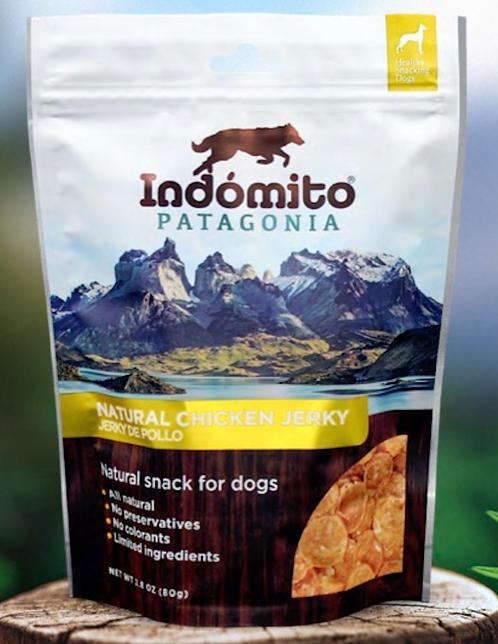 Chicken - Organic Jerky Dog Treat - 4 units box ($4.49 per unit)