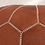 Thumbnail: All Natural Leather Pouf