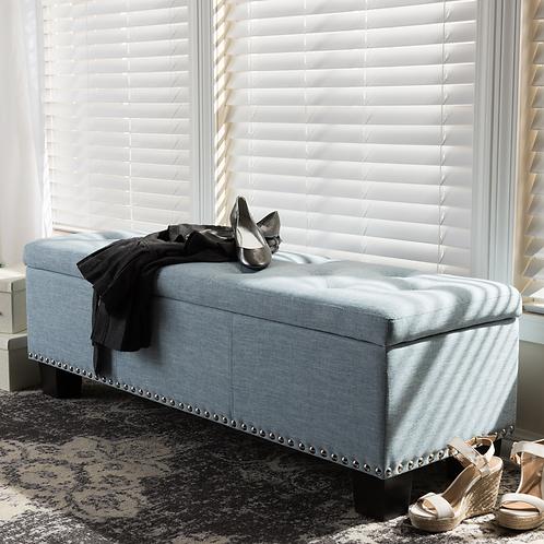 Levi Upholstered Storage Bench