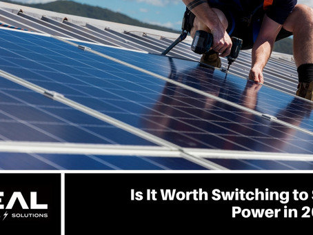 Is It Worth Switching to Solar Power in 2021?