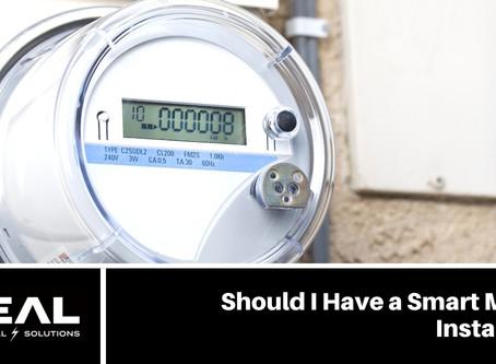 Should I Have a Smart Meter Installed?