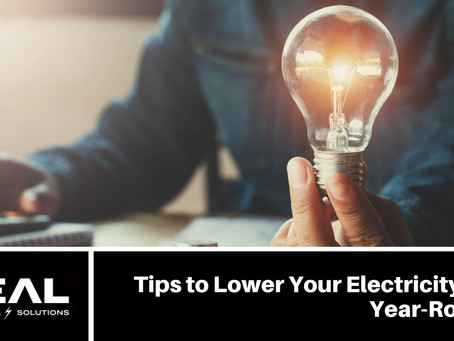 Tips to Lower Your Electricity Bill Year-Round