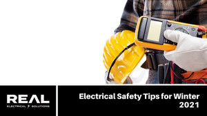 Electrical Safety Tips for Winter 2021