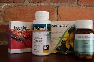Byron Naturopath - supplements