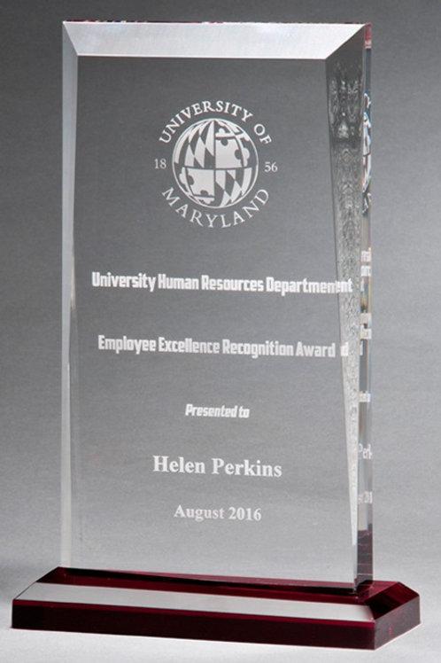 Apex Series Acrylic Award