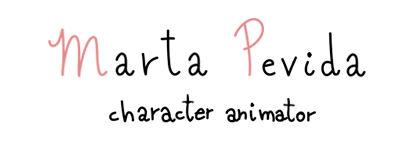 Marta Pevida, character animator