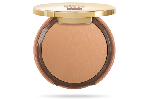 Pupa Extreme Bronze Foundation Gold (No 002)