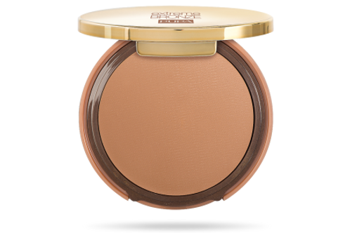 Pupa Extreme Bronze Foundation Honey (No 003)