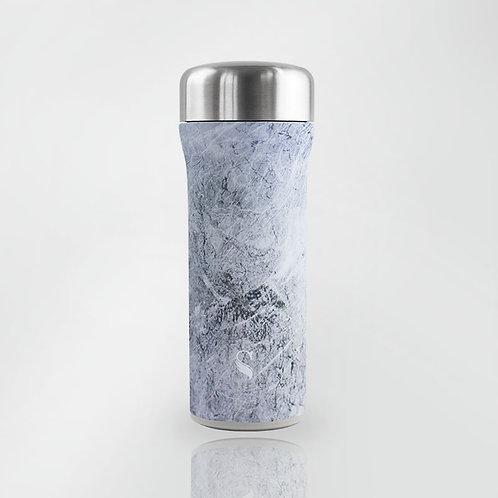 Swanz 陶瓷火炬杯系列-430ml(霧灰岩紋)