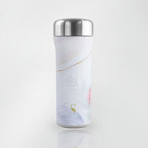 火炬杯系列-430ml(紛紅石紋)
