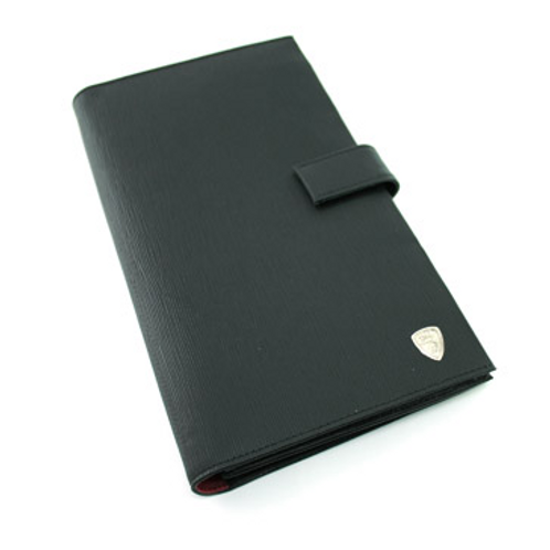 Lamborghini Genuine Leather Travel Wallet