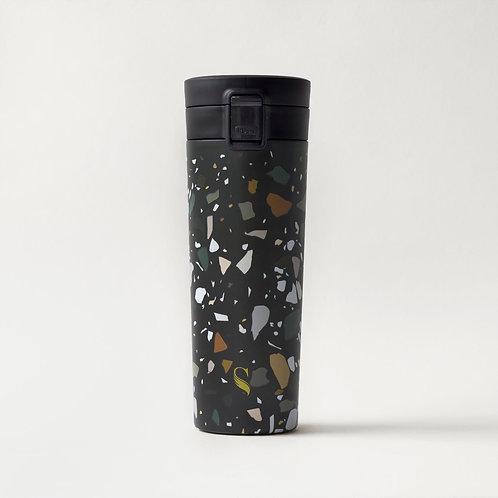 輕扣杯-390ml (礫岩石紋)