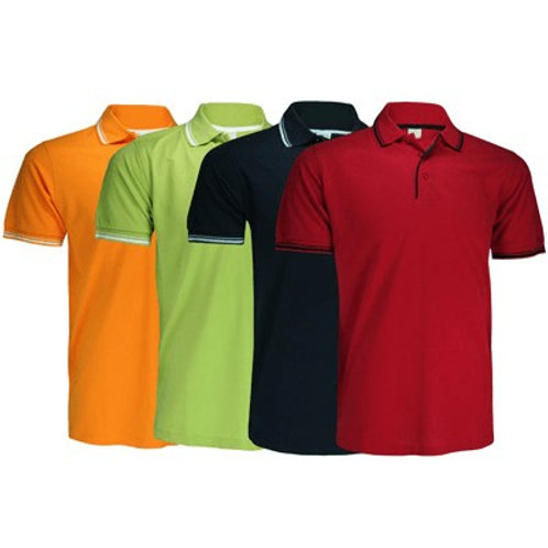 Polo Pique CVC Cotton