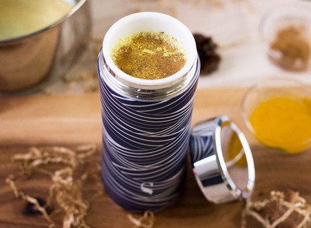 Turmeric Winter Latte