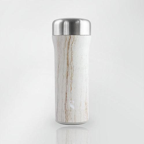 Maple Wood Thermal Tumbler