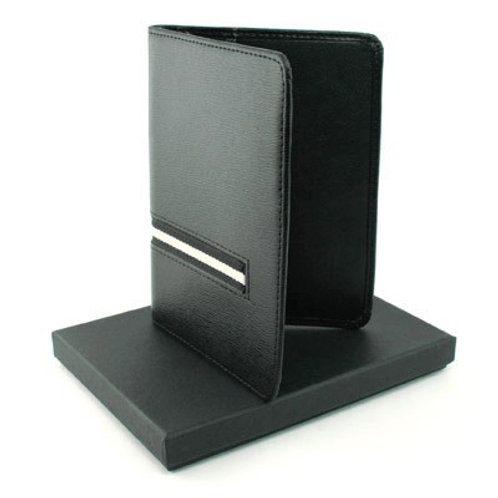 West Side Leather Passport Holder