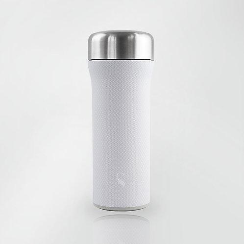 3D Grey Laces Thermal Tumbler