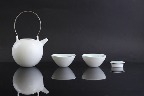 Pebble Tea Pot Set