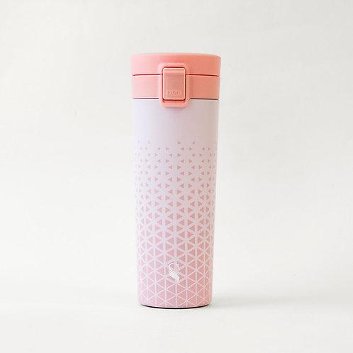 輕扣杯-390ml (櫻花粉)