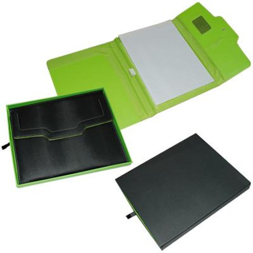 Muse A4 SeminarFolder w Notepad