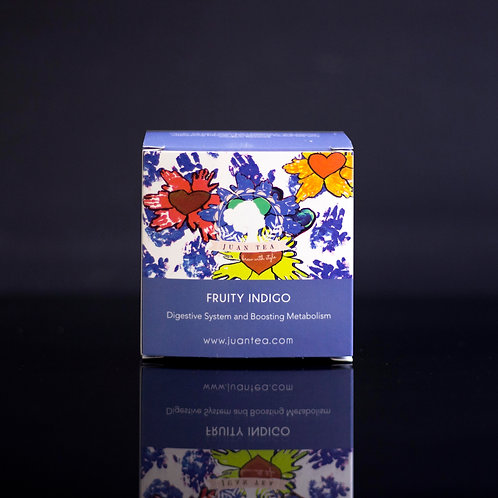 Fruity Indigo Love and Kindness Edition