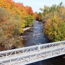St-Charles rivière à Québec
