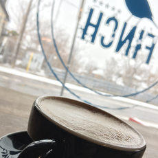 coffee at Finch