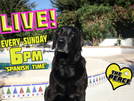 I am Going Live on a Sunday....