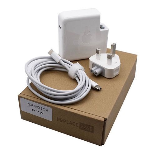 Apple 87W Type C PD Charger A1719   With 2M Cable   Original