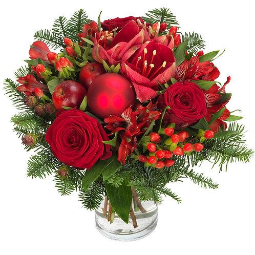 Cristal&Bouquet Navidad