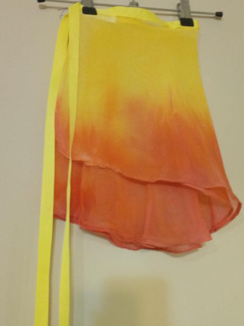 Sunset Wrap Skirt - child size