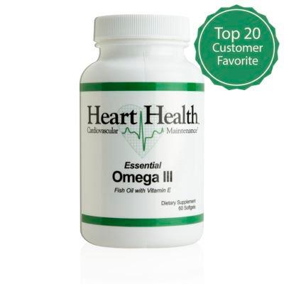 Omega III, Heart Health