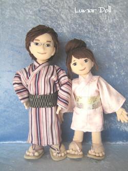 布人形36・37