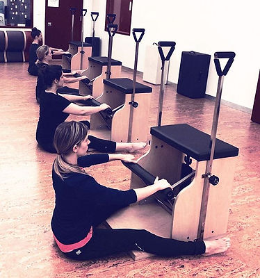 Combo #pilates chair is one of the most