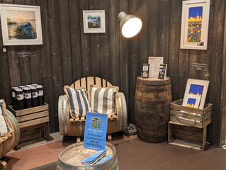 A preview from one of our stockists: Lagg Distillery & Visitor Centre