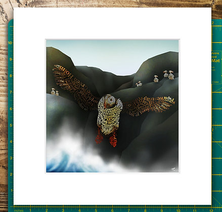 Tammie Norrie Mounted Giclee Print